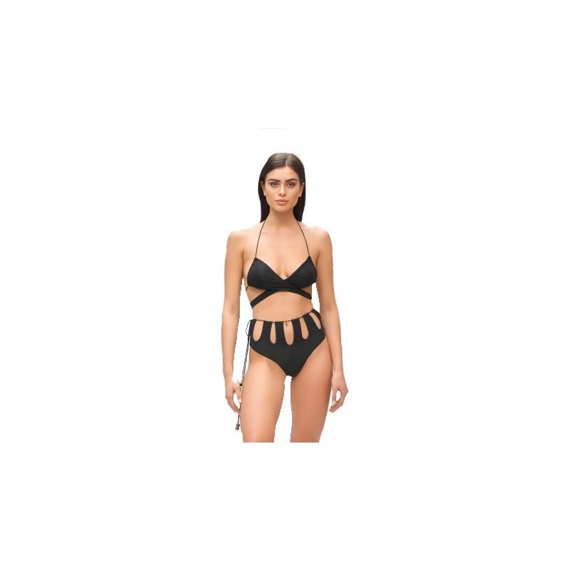 ME FUI - GRAN BAZAR Bikini M210202 - Black