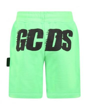 GCDS MINI - 027640FL shorts - Green