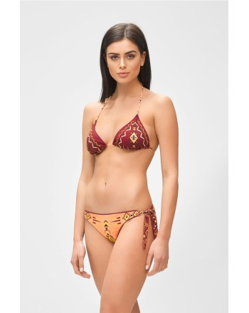 ME FUI - Bikini GRAN BAZAR M211517 - Geranio/Bordeaux