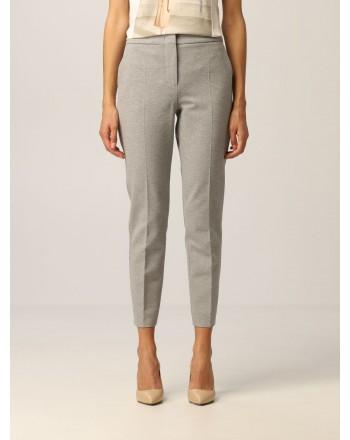 MAX MARA - PEGNO Jersey Dress - Blended Grey