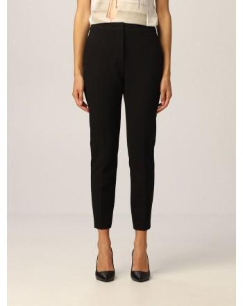 MAX MARA - PEGNO Jersey Dress - Black