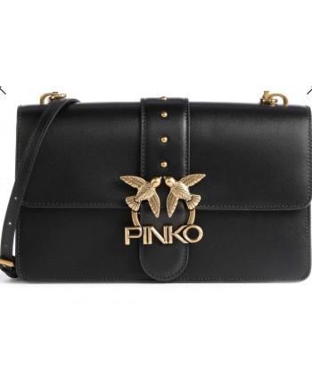 PINKO - LOVE CLASSIC ICON SIMPLY 8 Bag - Black