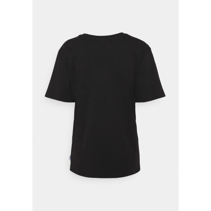 CHIARA FERRAGNI - T-Shirt EYESTAR FLUO - Nero