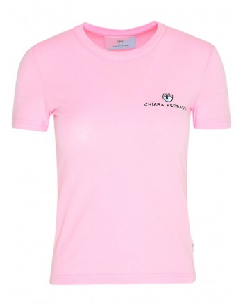 CHIARA FERRAGNI - T-Shirt Basic in Cotone - Fairy Tale