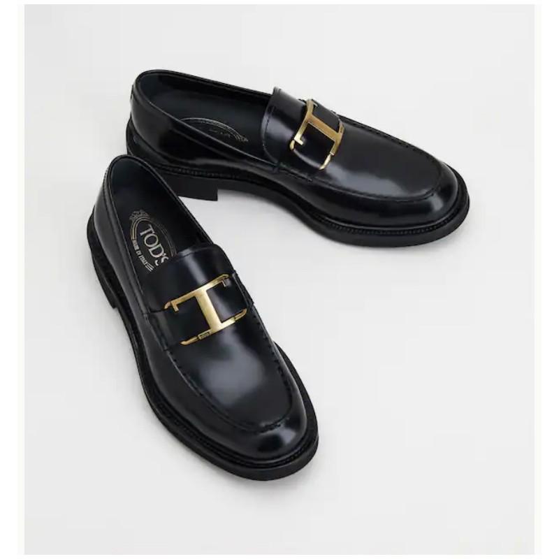 Tods uomo - Leather Loaf M06H0ER60LYGB999 - Black