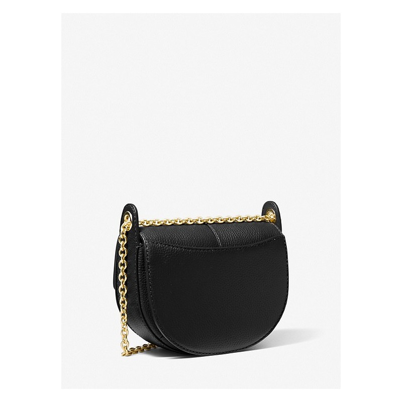 MICHAEL by MICHAEL KORS - Borsa a Tracolla in Pelle IZZY - Nero