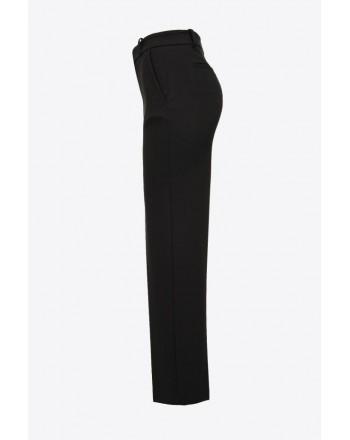 PINKO - Trousers GHIBLI 6 - Black