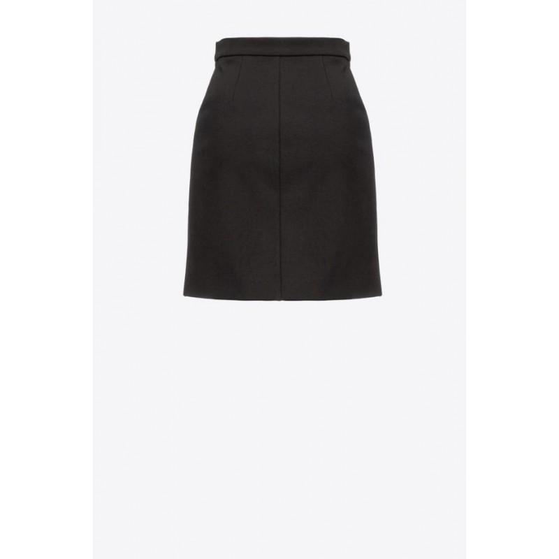 PINKO - Skirt MONSANO - Black