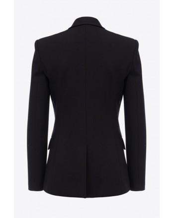 PINKO - Jacket FULMINE 4 - Black