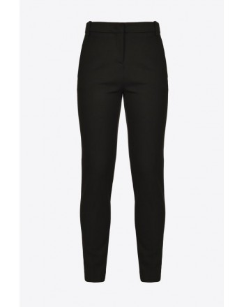 PINKO - Trousers bello 110 - Black