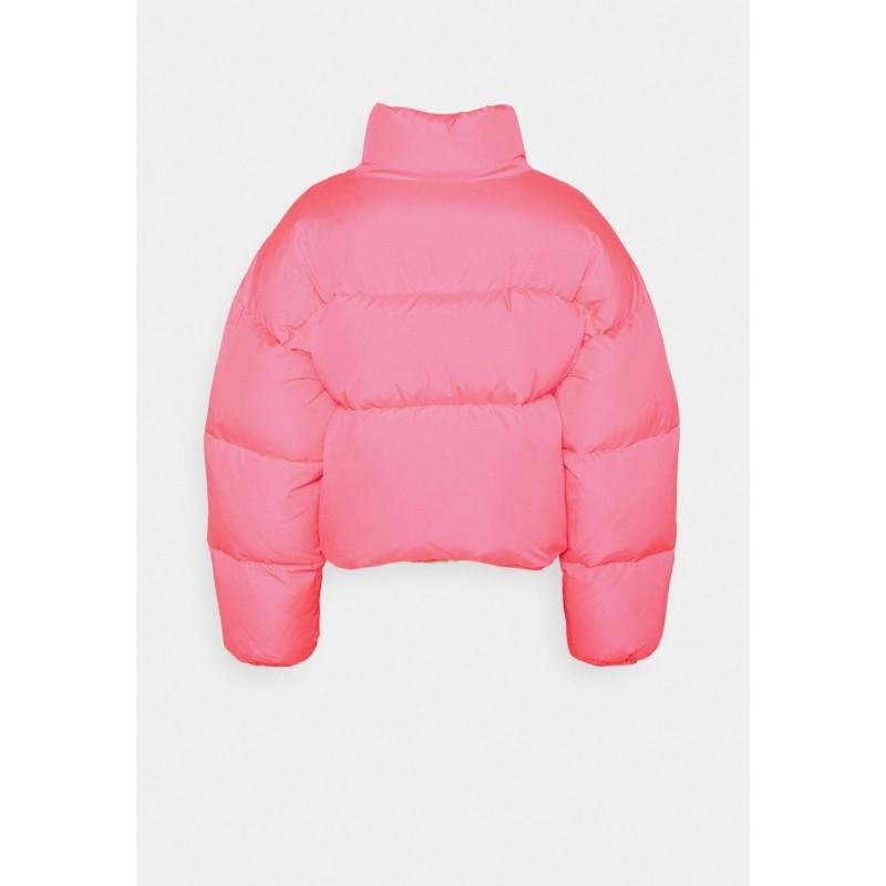 CHIARA FERRAGNI - Basic Cotton T-Shirt -Fluo
