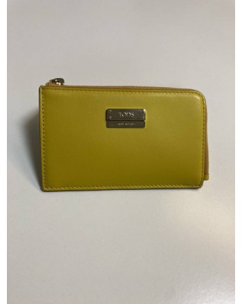 Tods acc.d. -  Key Bag - Yellow