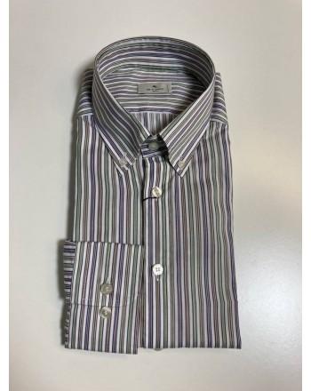 Etro u. -  Striped shirt - Multicolor