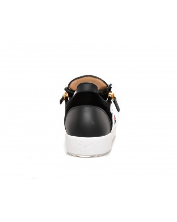 GIUSEPPE ZANOTTI - Sneaker GAIL SIGNATURE - Nero