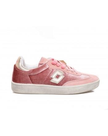 LOTTO LEGGENDA - Sneakers con dettagli Suede  BRASIL SELECT - Pink