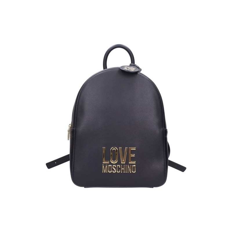 LoveMosc acc d -  Love Moschino backpack JC4109PP1D - Black