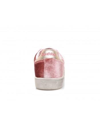 LOTTO LEGGENDA - Suede details Sneakers  BRASIL SELECT - Pink