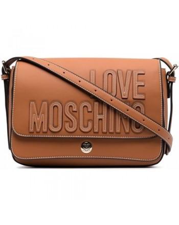 LOVE MOSCHINO - Borsa a spalla JC4175PP1D - Cuoio