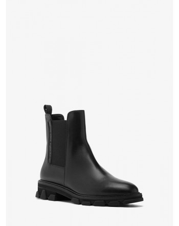 MICHAEL by MICHAEL KORS - Scarponcino in Pelle RIDLEY BOOTIE - Nero