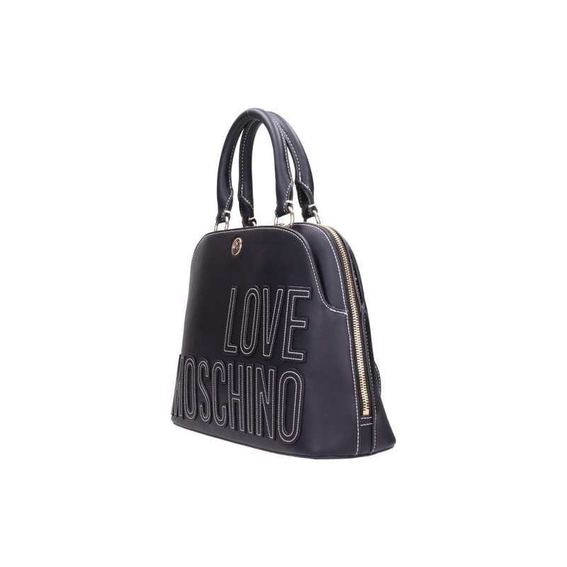 LOVE MOSCHINO - Handbag JC4176PP1D - Black