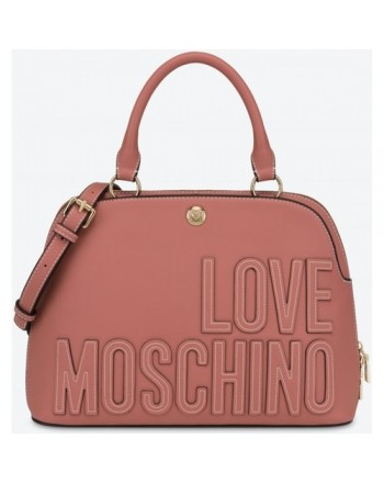 LOVE MOSCHINO - Borsa a mano JC4176PP1D - Biscotto