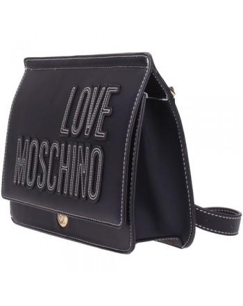 LOVE MOSCHINO - Borsa a spalla JC4179PP1D - Nero
