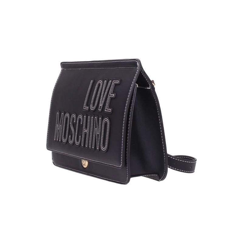 LOVE MOSCHINO - Shoulder bag JC4179PP1D - Black