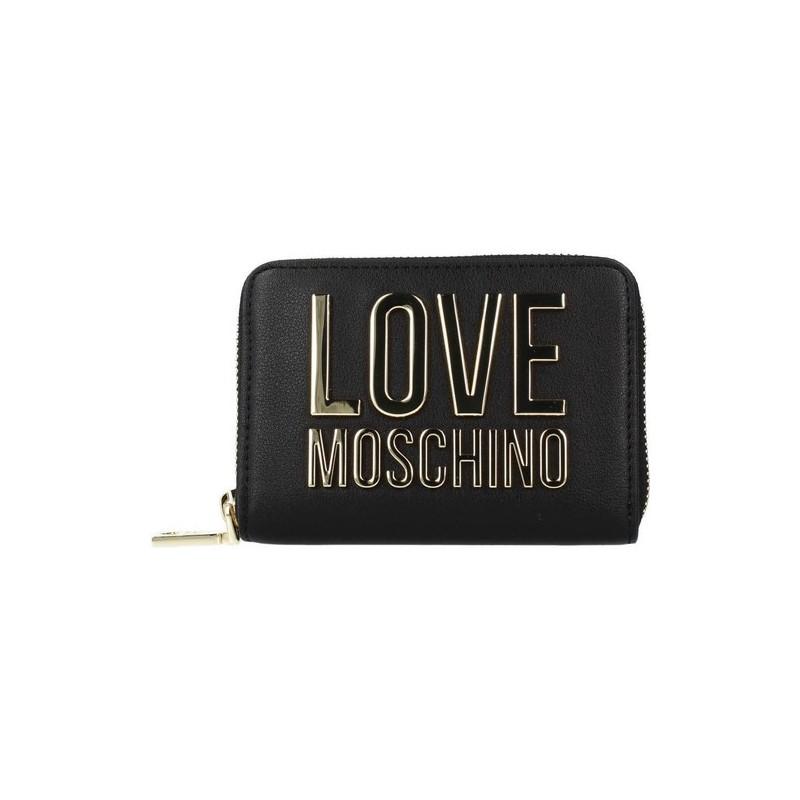 LOVE MOSCHINO - Portafoglio JC5613PP1D - Nero