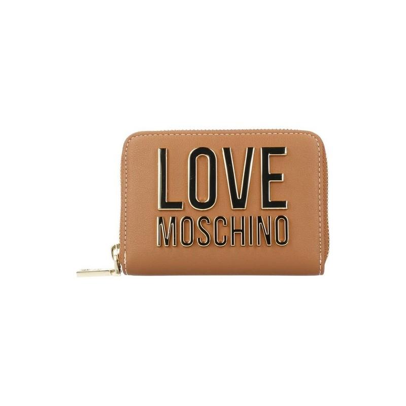 LOVE MOSCHINO - Wallet JC5613PP1D - Camel