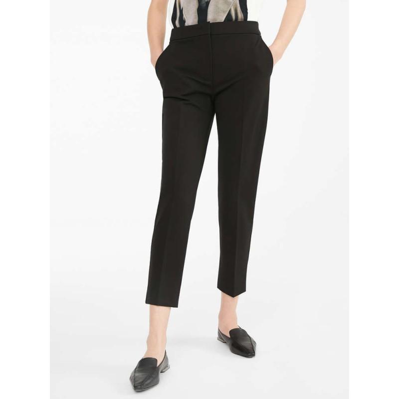 MAX MARA - 3PEGNO Jersey Trousers -Black