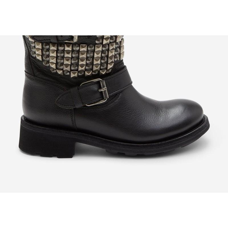 ASH - TENNESSE01 boot - Black
