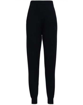 MAX MARA - DELTA Wool and Cashmere Trousers - Black