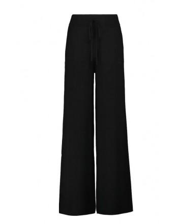 MAX MARA - GIOVE Wool Trousers - Black