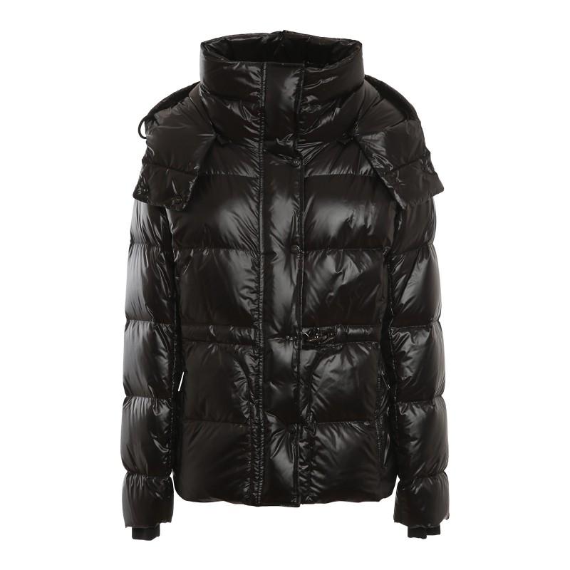 FAY - Short Down Jacket - Black