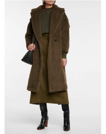 MAX MARA - Cappotto TEDGIRL Icon Coat - KAKI