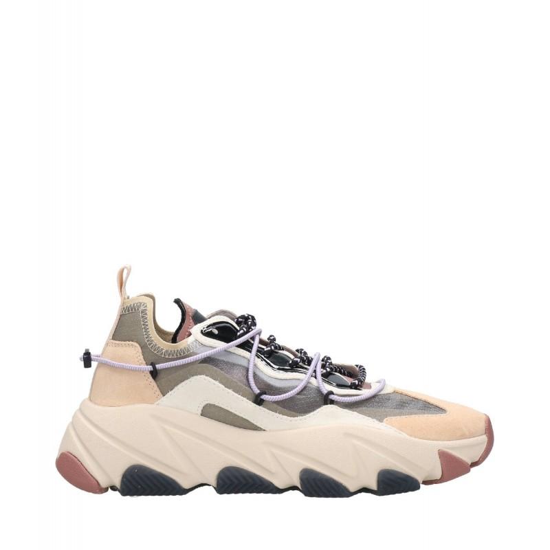 ASH - Sneakers EXTRABIS02 - Beige/Bianco