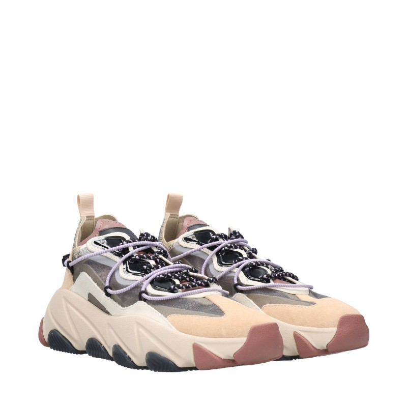 ASH - Sneakers EXTRABIS02 - Beige/White