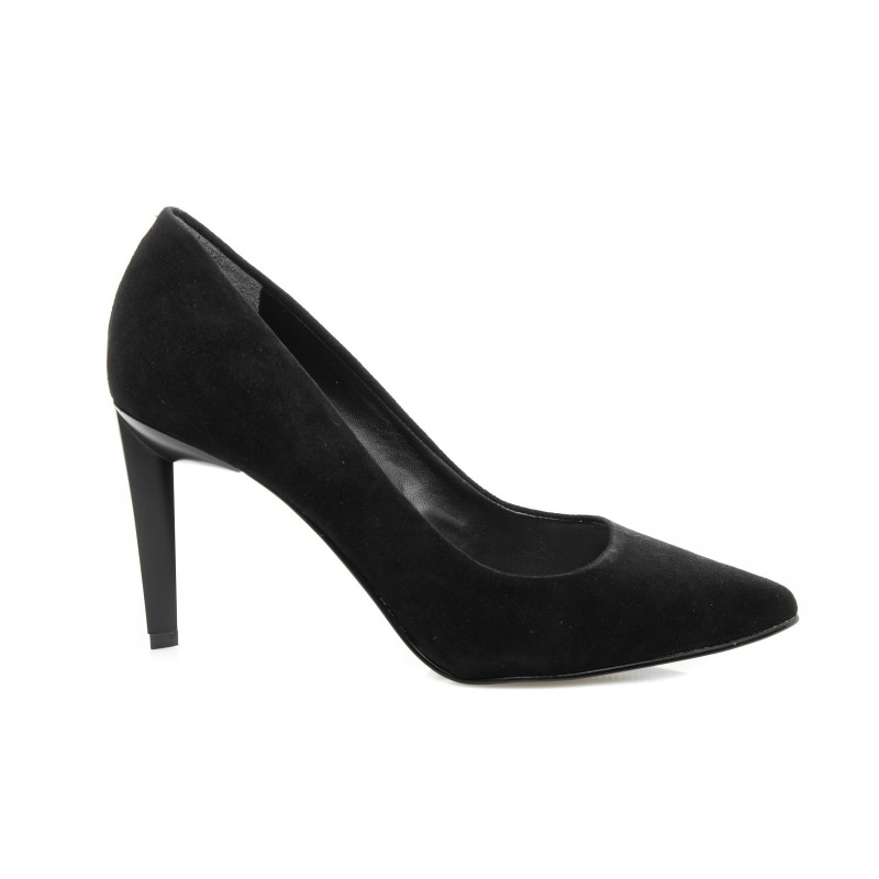 KENDALL+KYLIE - Suede Pumps  - Black