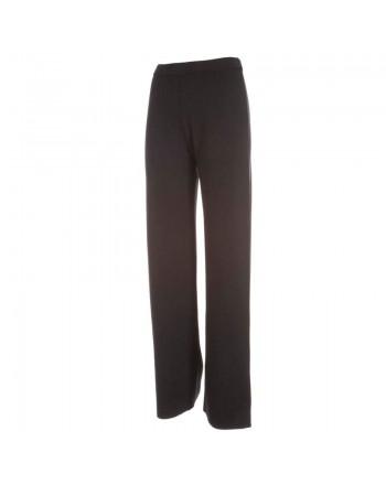 MAX MARA STUDIO - PEPATO Viscose Trousers - Black