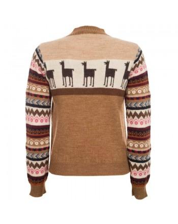 WEEKEND MAX MARA -  HOT Alpaca Wool Knit - Alpaca
