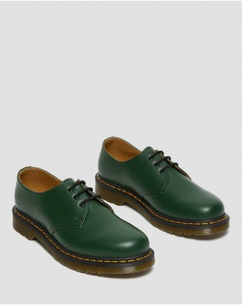 DR. MARTENS - Low shoes 1461 11838600 - Green