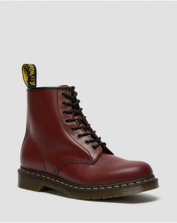 DR. MARTENS - Smooth boot 1460 11822006 - Cherry Red