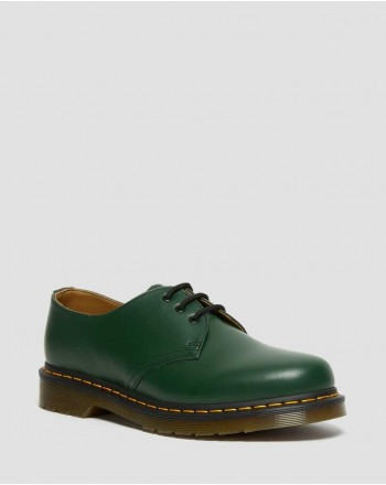 DR. MARTENS - Low shoes 1461 26226300 - Green