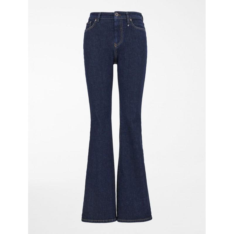 WEEKEND MAX MARA -Jeans Flare MEDEA  - Denim Scuro