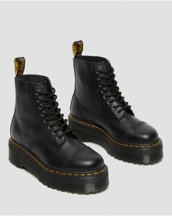 DR. MARTENS -  Stivale Jungle Boot Sinclair 2256001 - Nero