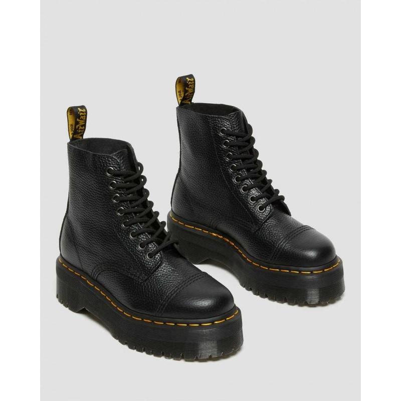 DR. MARTENS - Jungle Boot Sinclair 2256001 - Black