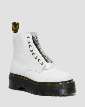 DR. MARTENS - Jungle Boot Sinclair 26261100 - White