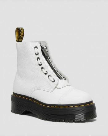 DR. MARTENS -  Stivale Jungle Boot Sinclair 26261100 - Bianco