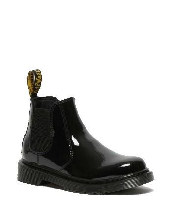 DR. MARTENS - Child's boot chelsea 2976 22677001 - Black