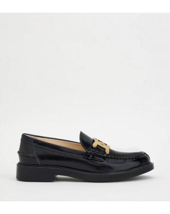 TOD'S - W59C0EN90SHAB999 Loafer - Black